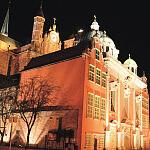 Kaplica Królewska przy Kościele Mariackim w Gdańsku