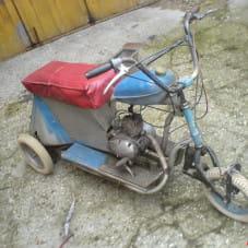trzy-kołowy motorek :)