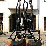 pomnik 3 Gracje