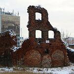 ruiny Wyspy Spichrzów