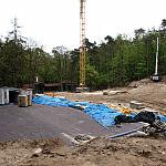 Opera Leśna Sopot w trakcie przebudowy