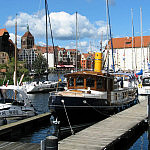 Marina Gdańsk