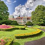 Pałac Opatów - HDR
