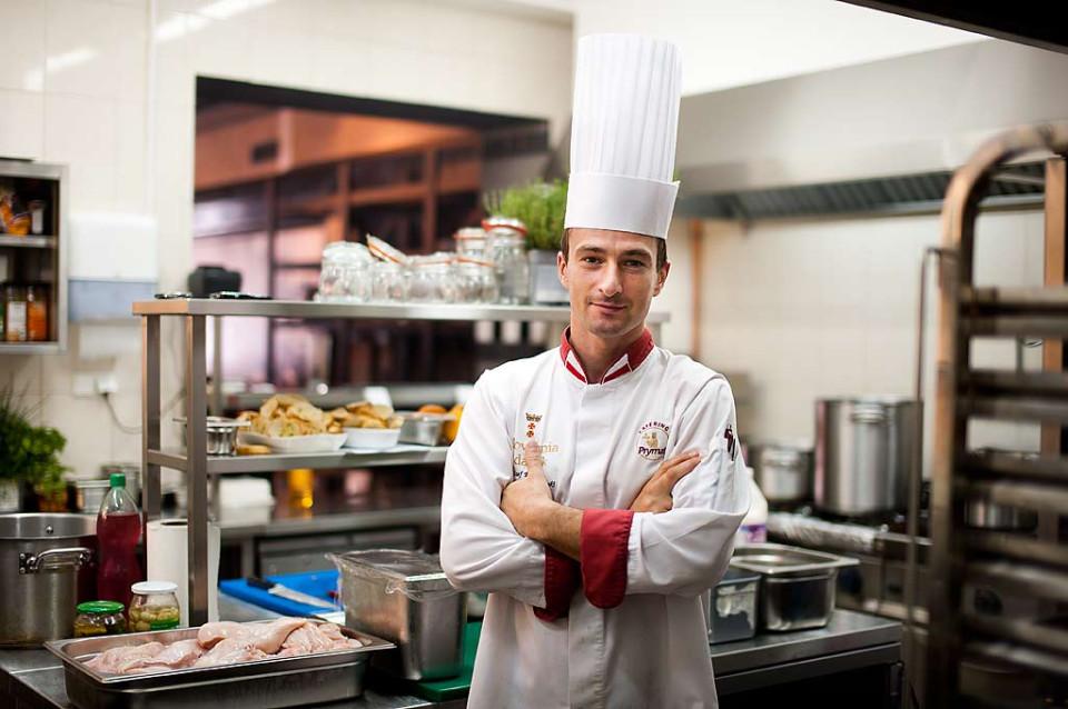 szef kuchni damian mazurkowski