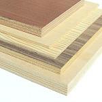 Sklejki, płyty drewnopochodne