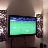 dekoracyjne panele oświetleniowe