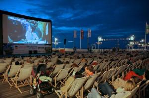 Orange Kino Letnie na Molo w Sopocie