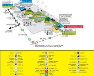 teren festiwalu
