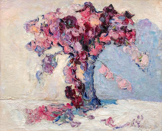 Poz. 8 Włodzimierz Terlikowski Kwiaty