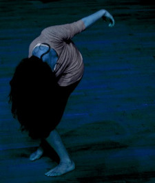 "Teatr performance ""Wieloryb"""