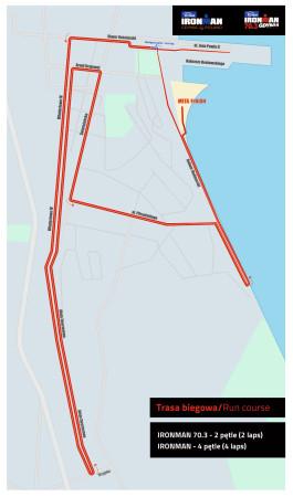 Trasa biegowa
