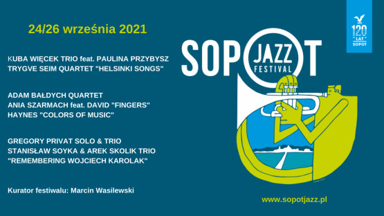 Program Sopot Jazz Festival 2021