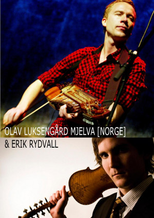 Olav Milejva i Erik Rydvall