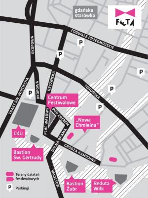Zobacz lokalizacje Fety 2012.