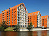 Apartamentowce Aura Gdańsk od strony ulicy Toruńskiej.
