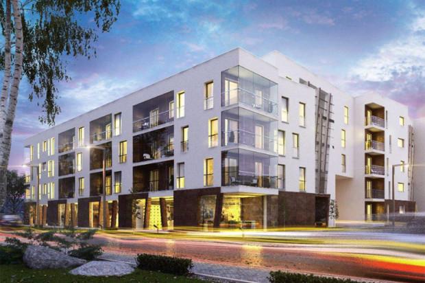 Budynki wyróżniać będą niebanalna, łamiące konwencje, elementy elewacji.