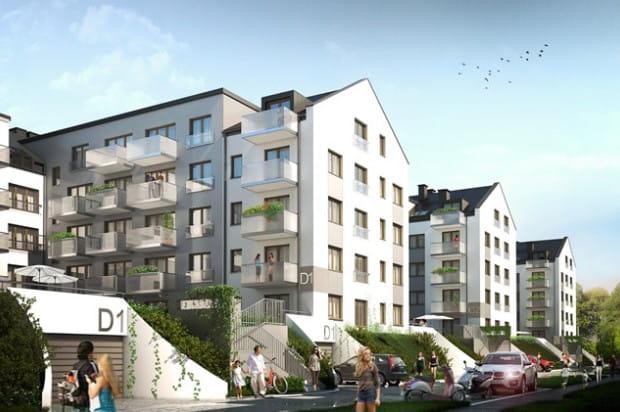 W pierwszym budynku powstaną 162 mieszkania.
