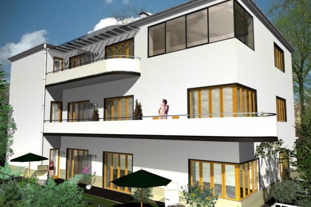 Po rewaloryzacji w budynku znajduje się sześć komfortowych apartamentów.