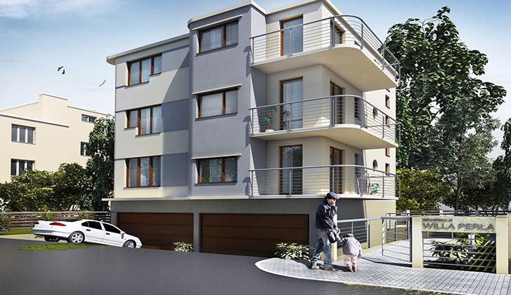 Na każdej kondygnacji budynku znajdzie się jeden apartament.