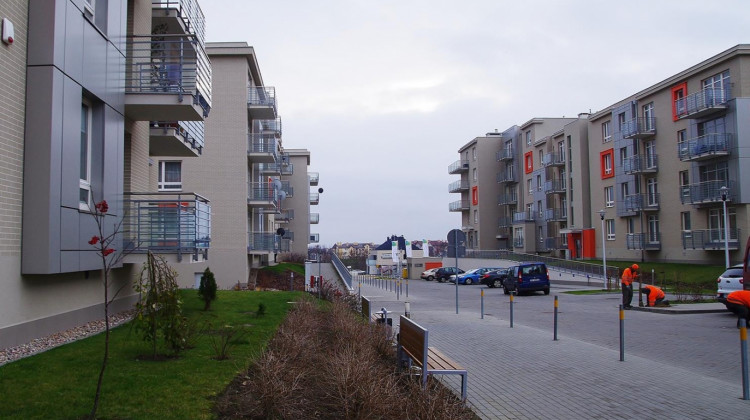 Oddane do użytku w 2012 roku budynki z etapu C.