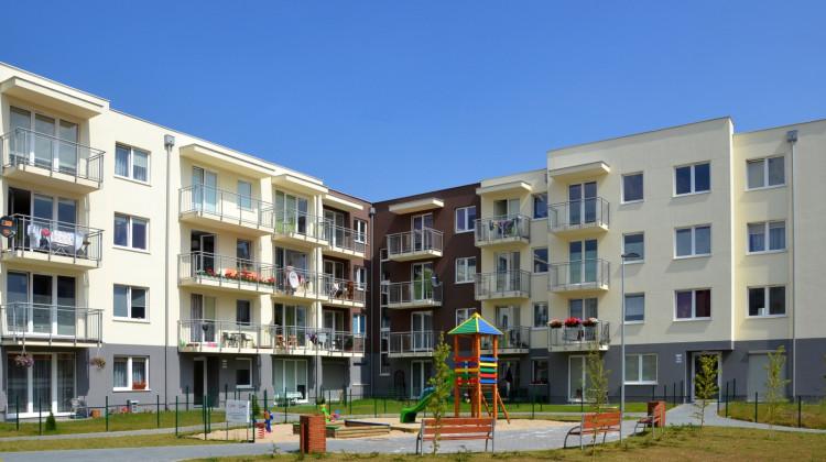 W 2013 roku na osiedlu oddane do użytku zostały kolejne 4 budynki, łącznie 162 mieszkania.