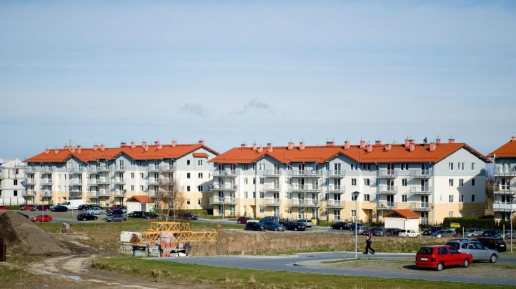 W 2013 roku na osiedlu oddane zostały do użytku dwa budynki wielorodzinne.