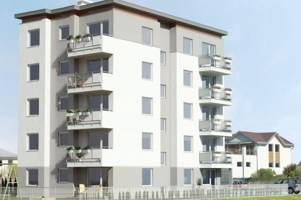 Każde mieszkanie w Kamienicy Gdyńskiej będzie miało balkon lub wyjście do przydomowego ogródka.
