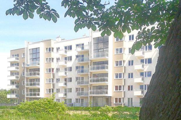 Pierwszy budynek osiedla uzyskał pozwolenie na użytkowanie w styczniu 2014 roku.
