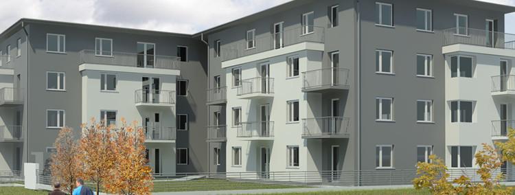 Stonowana architektura budynku sprawić ma, że dobrze wpisze się on w otoczenie.