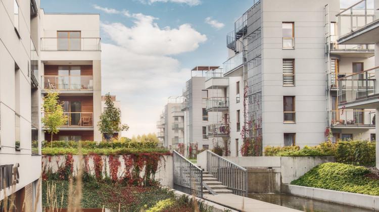W 2014 roku na osiedlu oddane zostały dwa budynki.