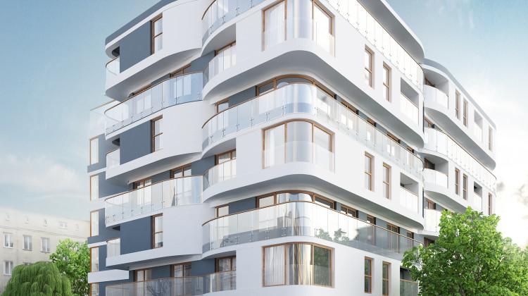 Architektura kamienicy jest wspomnieniem o modernizmie, ale wg architektów jest projektem mocno osadzonym w XXI wieku.