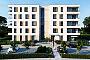 Budynek będzie miał pięć kondygnacji. Do każdego mieszkania przynależeć będzie balkon lub ogródek.