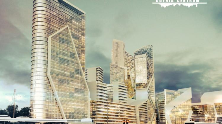 Inwestycja składać się będzie z budynków o zróżnicowanej funkcji i wysokości.