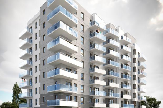 Do każdego mieszkania na osiedlu przynależał będzie balkon lub niewielki ogródek.