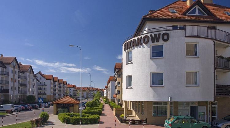 Osiedle Fikakowo to spójna urbanistycznie i architektonicznie część Gdyni.