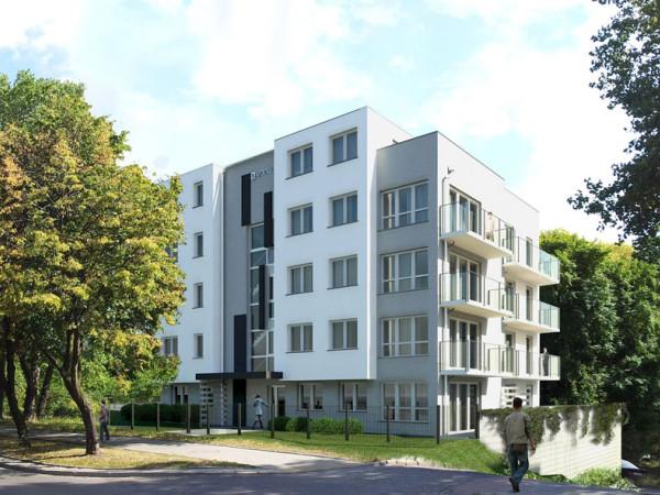 Budynek przy Benisławskiego