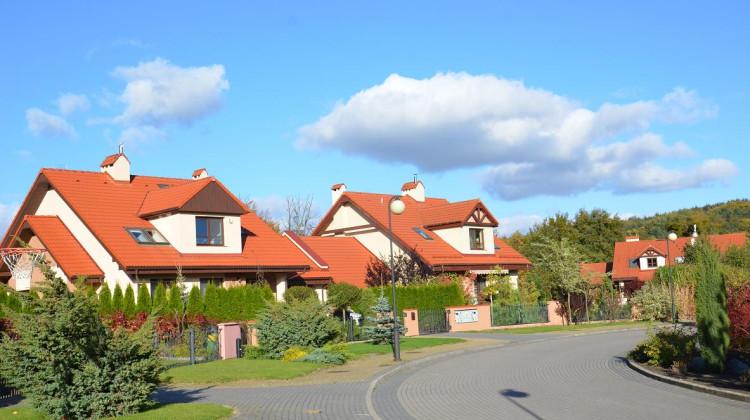 Domy zrealizowane w ramach I zadania.
