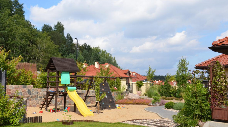 Część osiedla powstała w ramach II zadania.