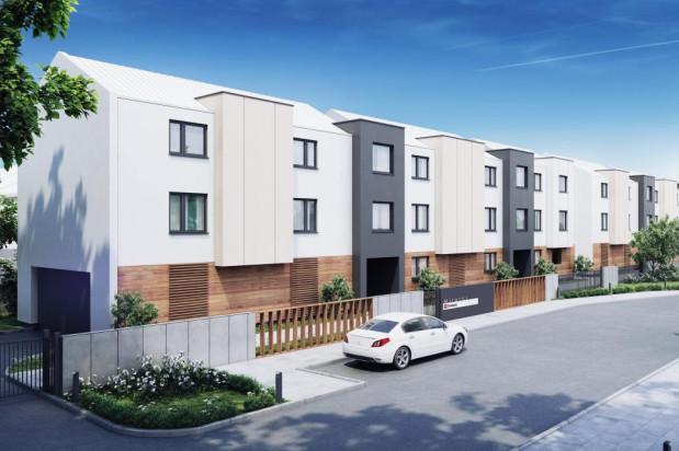W ramach kameralnej zabudowy powstaną 23 mieszkania.