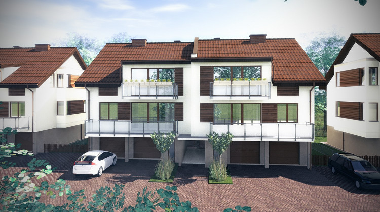W kameralnych budynkach powstaną cztery mieszkania.