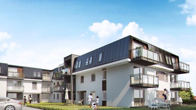 W kameralnym budynku powstaną zaledwie 32 mieszkania.