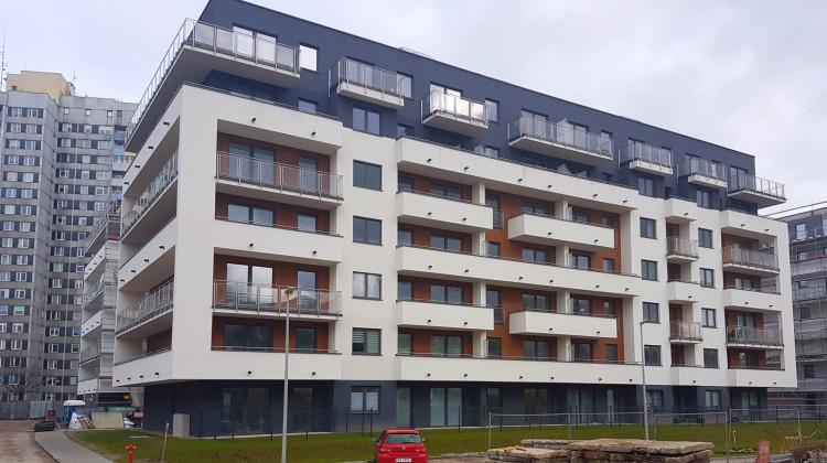 Budynek inwestycji przy Lęborskiej oddany w 2016 roku.