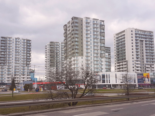 Albatross Towers