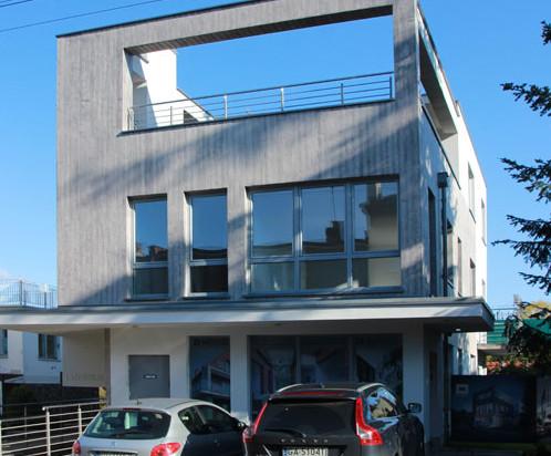 Budynek przy Inżynierskiej otrzymał nagrodę Czas Gdyni za 2016 rok.
