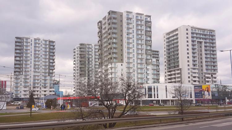 Budowa kompleksu składającego się z pięciu mieszkalnych wież zakończyła się w 2016 roku.