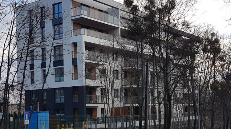 Budynek został oddany do użytkowania na początku 2016 roku.