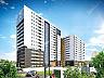 Budynki kompleksu będą miały zróżnicowaną wysokość - od 15 do 12 metrów.