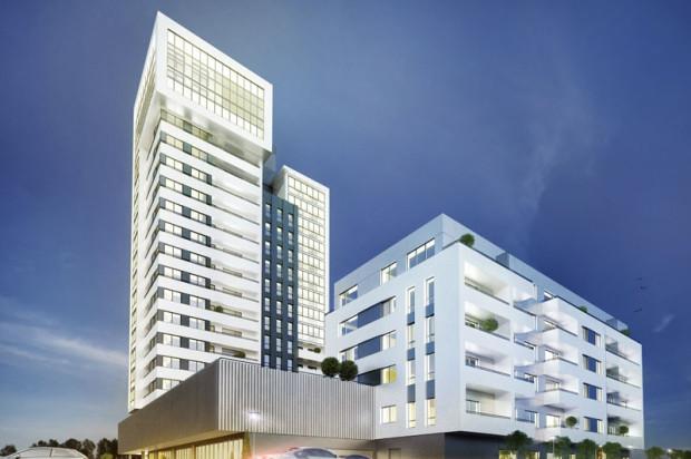 W ramach inwestycji powstaną trzy segmenty mieszkalne.