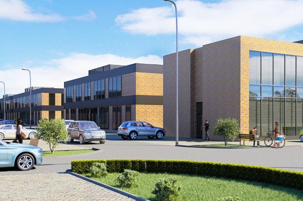 W niewysokich budynkach powstać mogą biura, magazyny, hale produkcyjne lub powierzchnie handlowe.