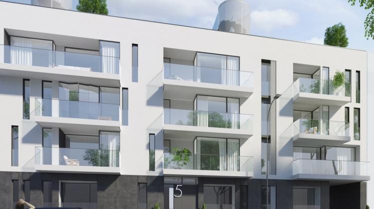 Budynek będzie miał tylko cztery kondygnacje nadziemne.